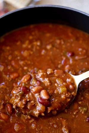 Amazing Copycat Wendy's Chili