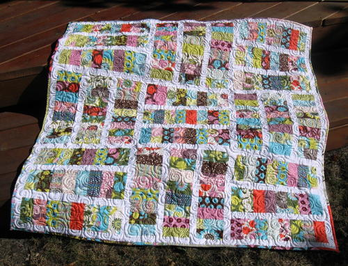 Sugar Pop N Change Quilt