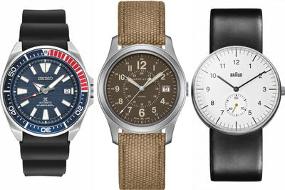 The 8 Best Watches Under 500 Dollars