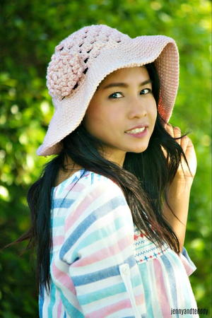Sea Breeze Wide Brim Sun Hat