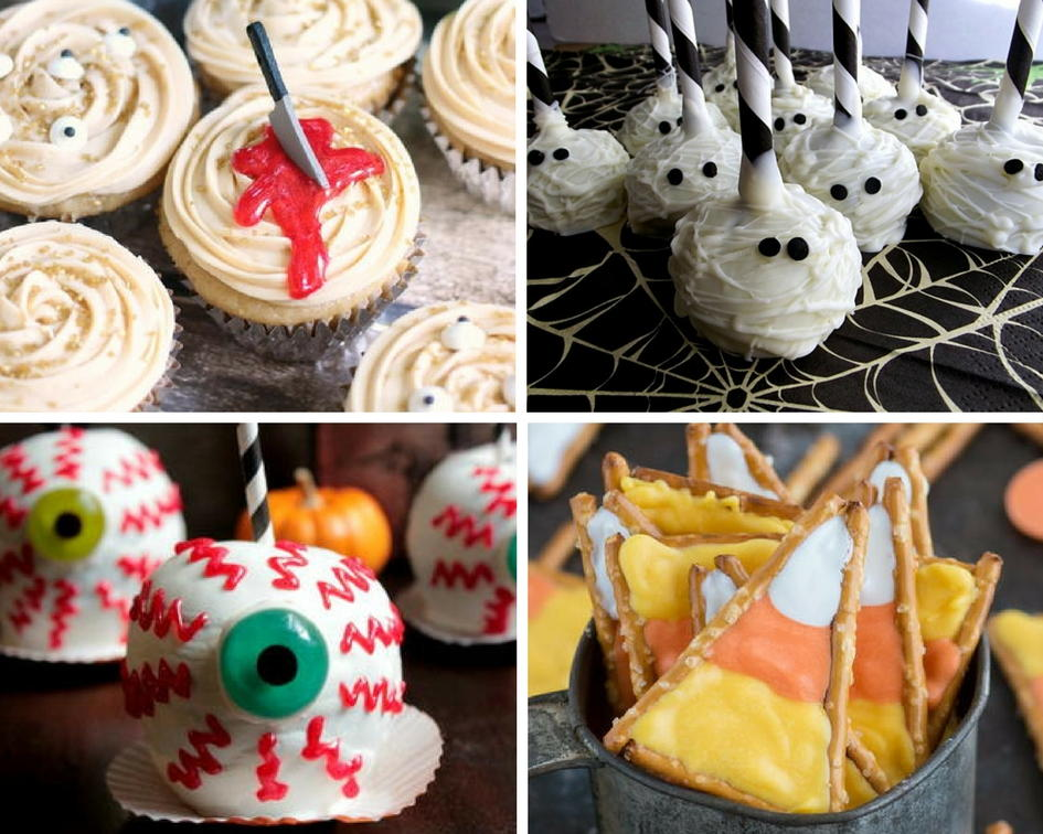 15 Spooky Halloween Food Ideas