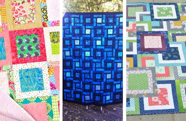 20 Simple Square In A Quilt Patterns