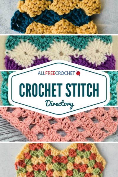 20+ Basic Crochet Stitches (+ Video Tutorials