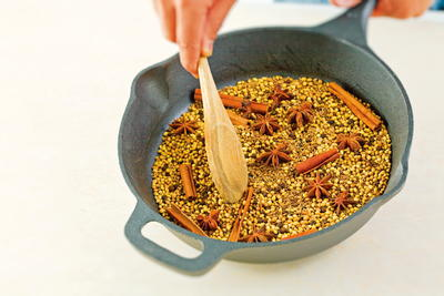 Roasting and Grinding Your Spices at Home