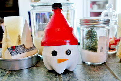 Snowman Candy Container_2