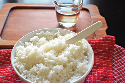 Quick and Easy Microwave Sushi Rice