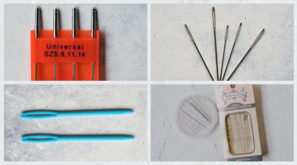 Sewing Needle Types