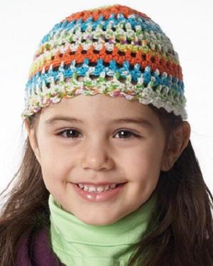 48 Free Crochet Hat Patterns | FaveCrafts.com - photo #49