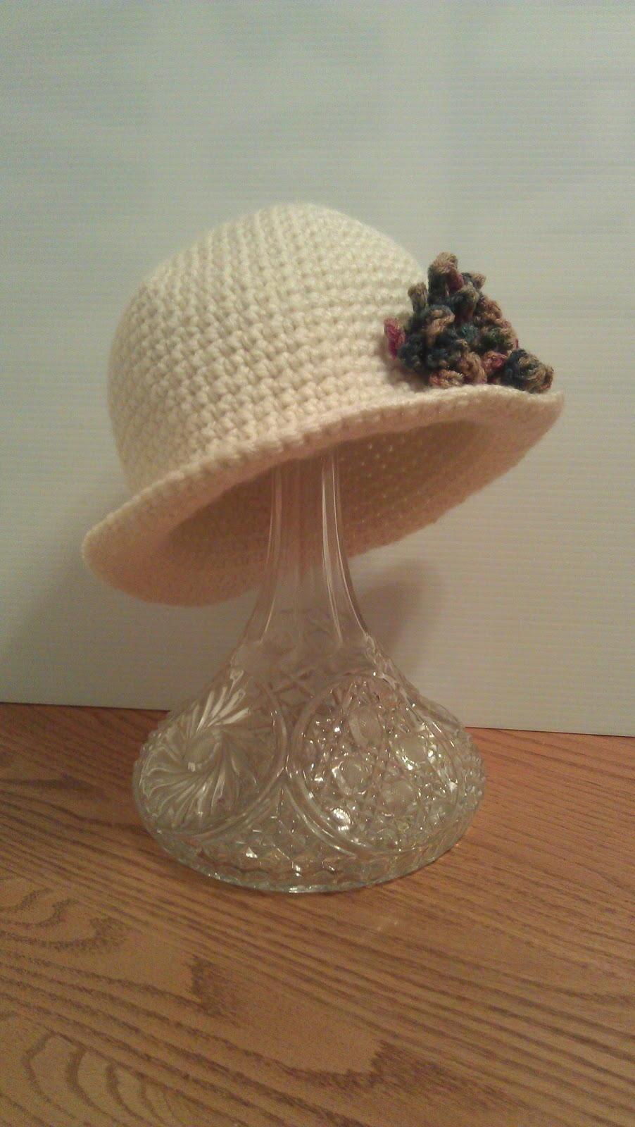 Crochet Hat One Skein