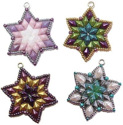 Bright and Shiny Star Pendant