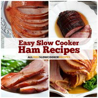 8 Easy Slow Cooker Ham Recipes