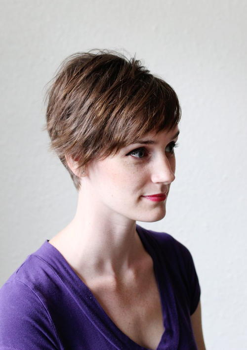 3 Quick Styles for a Pixie Cut