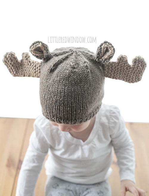 Mini Moose Hat