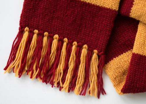 Hogwarts Scarf Allfreeknitting Com