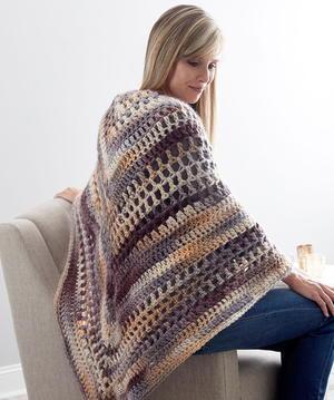 Wrapture Free Crochet Shawl Pattern Favecrafts Com