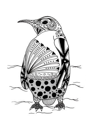 Intricate Coloring Sheets