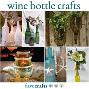 Wine Bottle Crafts: 30+ Things to Do With Old Wine Bottles