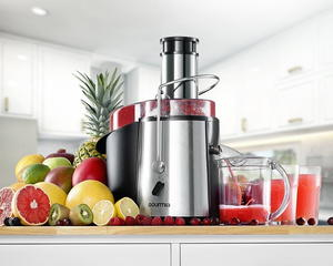 Gourmia Wide-Mouth Electric Juicer Giveaway