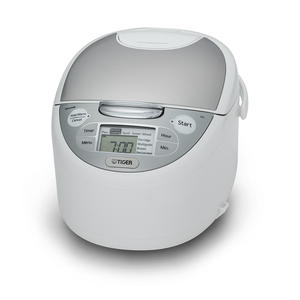 Tiger 10-Cup Rice Cooker and Warmer Giveaway