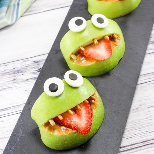 Monster Apple Bites