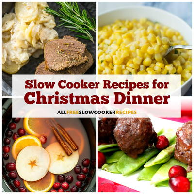 45 slow cooker recipes for christmas dinner weve put together this collection of 45 slow cooker recipes for christmas dinner to give you forumfinder Image collections