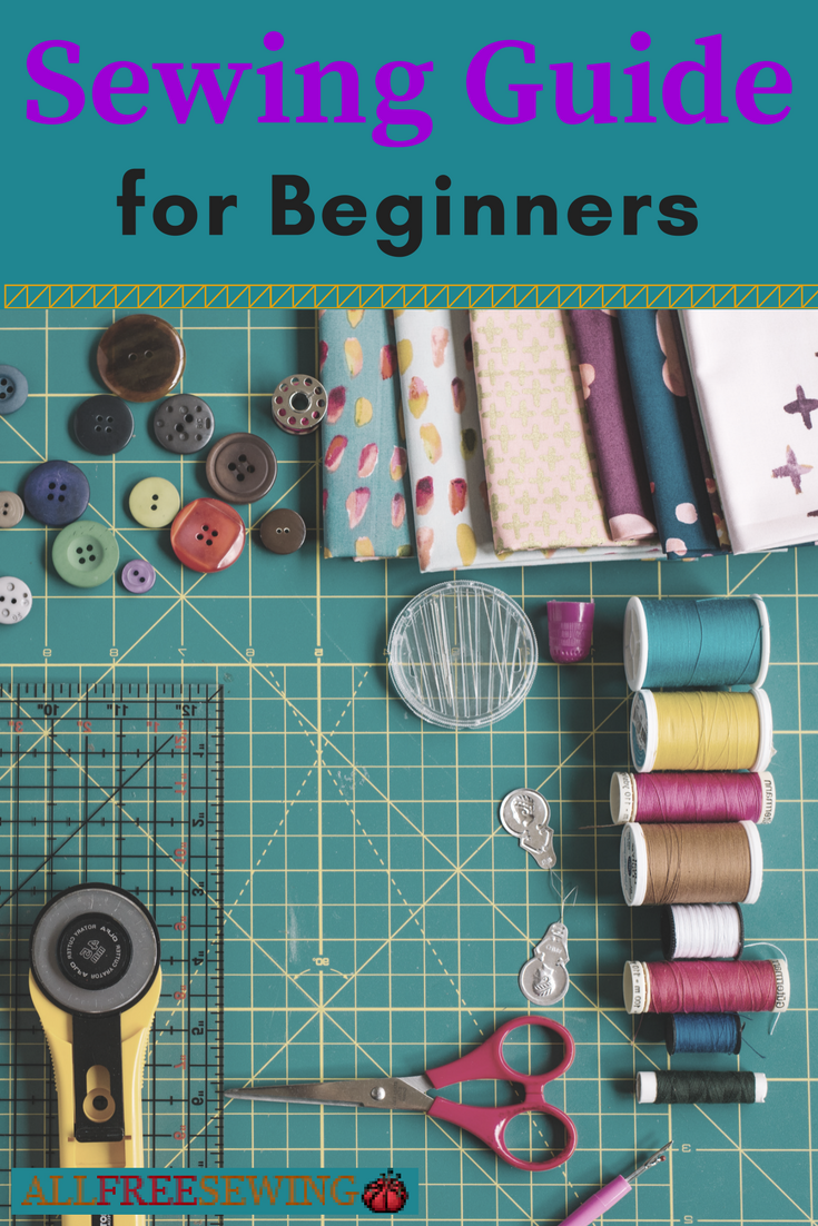 Sewing Guide For Beginners Allfreesewing Com