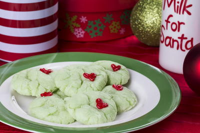 Grinch Cookies Mrfood Com