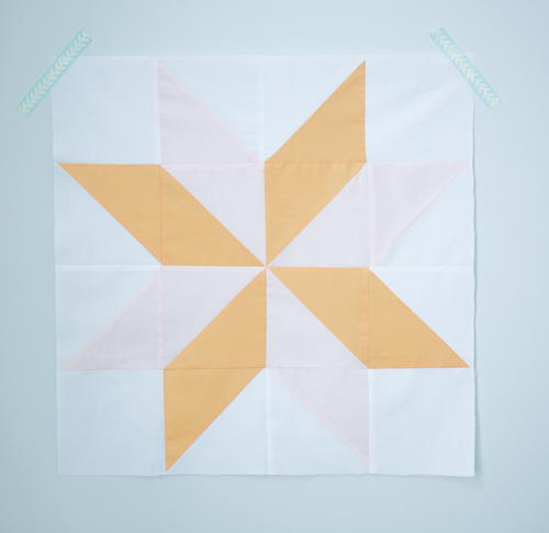 Sarahs Choice Quilt Block Tutorial