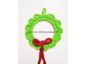 Crochet Ornaments 30 Free Christmas Patterns