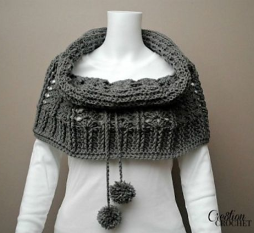 Dynamic Cathedral Cowl