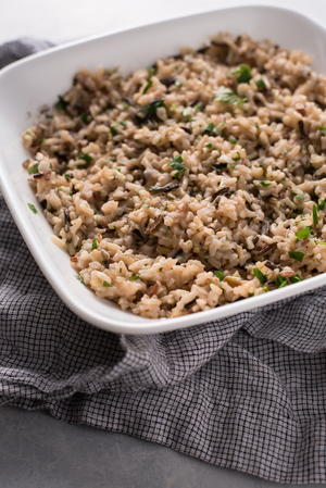 Calico (Wild and Brown) Rice