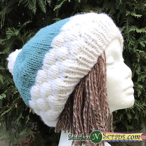 Snow Day Knit Slouch