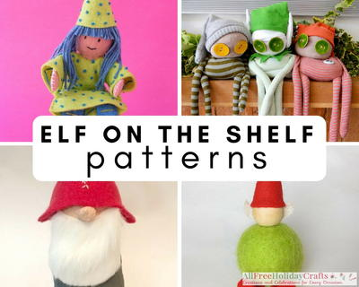 Elf on the Shelf Patterns
