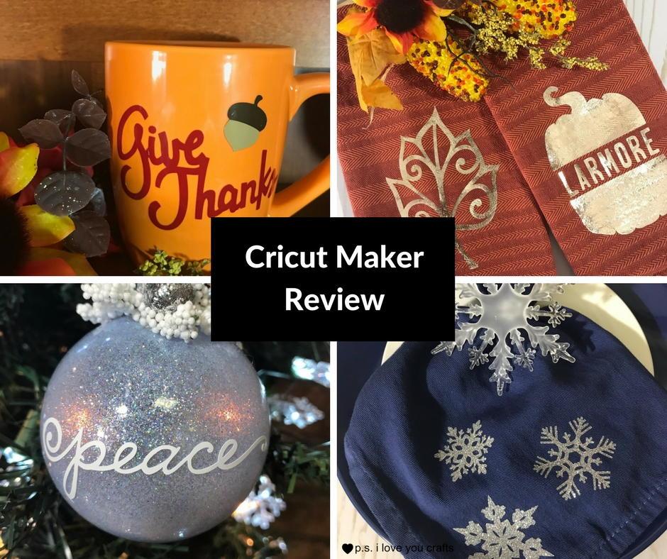 Cricut Maker Review Favecrafts Com