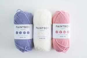 Paintbox Baby DK Yarn Bundle Giveaway