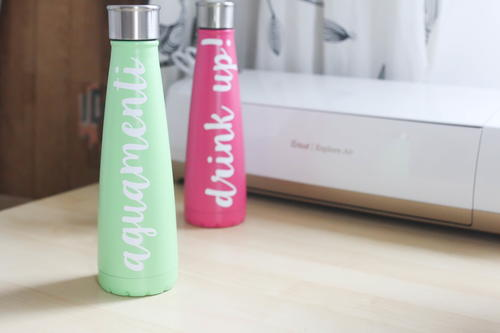 Stylish Personalized Water Bottles