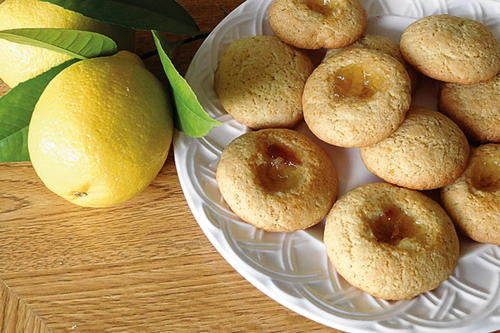 Ruths Crisp Lemon Cookie Recipe