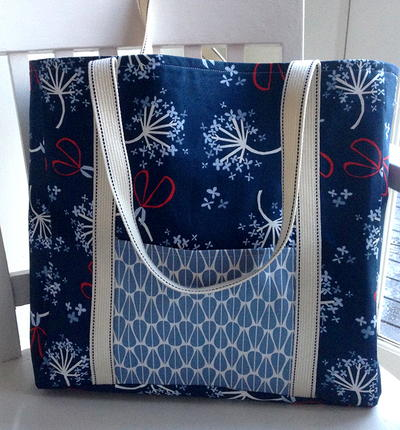 Simple Life Tote Bag Tutorial