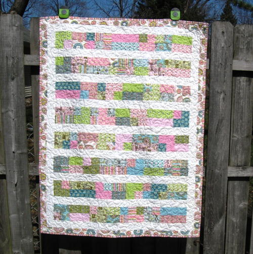 A Stroll Down Penny Lane Quilt