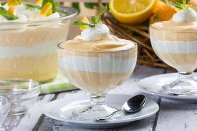 Dreamy Creamy Pudding