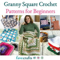 58 Granny Square Crochet Patterns for Beginners