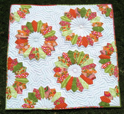 Double Dresden Delight Quilt