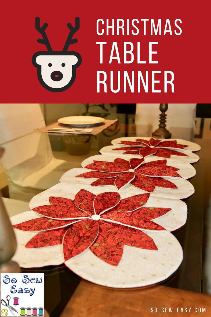 Christmas Table Runner Favecrafts Com