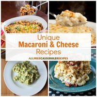 19 Unique Macaroni and Cheese Recipes