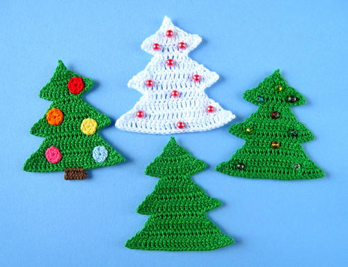 Christmas Tree Crochet Pattern_2