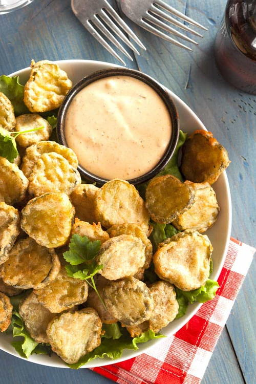 Copycat Texas Roadhouse Fried Dill Pickles