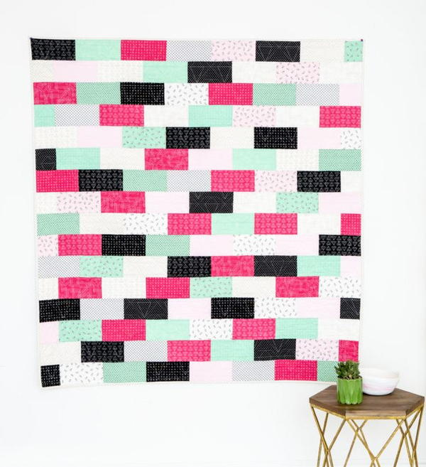 Sleepover Snuggle Quilt Pattern