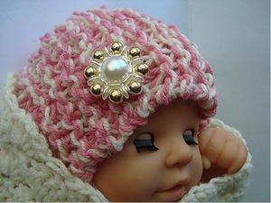 Easy Newborn Hat