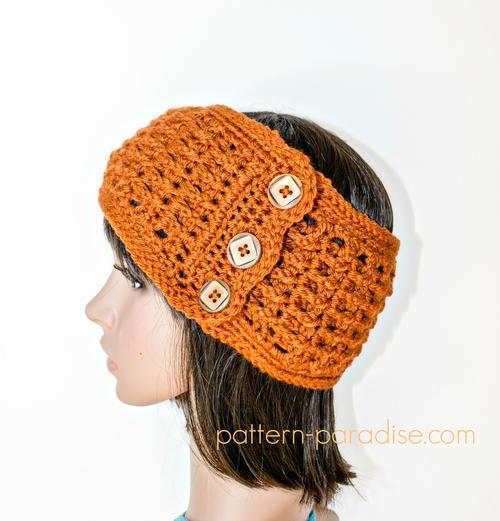 Ridgy Headband Ear Warmer