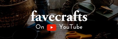 FaveCrafts on YouTube